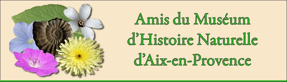 Amis du Muséum d'Histoire Naturelle d'Aix-en-Provence